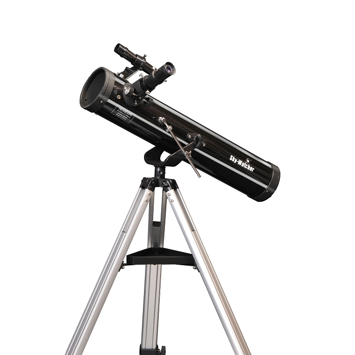 Telescope Skywatcher astrolux f/700 76mm Alt Az Newtonian reflector
